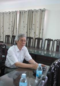 nhà văn HOÀNG QUỐC HÁI