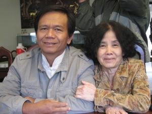 Trần Hoàng Vy & BKA ở trại sáng tác ĐÀ LẠT